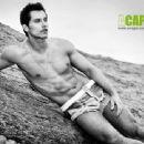Elieser Ambrosio - A Capa Magazine Pictorial [Brazil] (November 2010) - 454 x 340