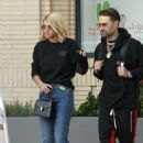Sofia Richie at Joan's On Third in LA