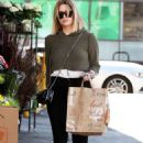 Ashley Benson at a grocery store in West Hollywood