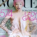 Lady Gaga's Vogue Cover Gets Premature Release