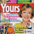 Jenny Agutter - Yours Magazine Cover [United Kingdom] (4 December 2018)