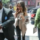 Sophia Bush – Arriving at her hotel in New York