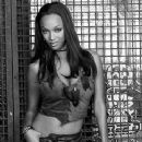 Tyra Banks as Zoe in Touchstone's Coyote Ugly - 2000
