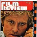 Robert Redford - Film Review Magazine [United Kingdom] (July 1976)