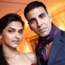 Akshay Kumar and Deepika Padukone
