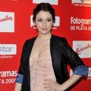 Blanca Suarez attends Fotogramas magazine awards at the Joy Eslava Club on March 15, 2010 in Madrid, Spain