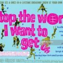 Stop The World I Want To Get Off  1962 Broadway Cast - 454 x 340