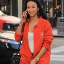 Draya Michele – Shopping on Rodeo Drive in Beverly Hills