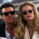 Kelly Preston and Patrick Bergin