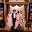 Leighton Meester, Pierre Boulanger, Selena Gomez and Kate Cassidy in Monte Carlo (2011)