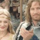 David Wenham As Faramir And Miranda Otto As Eowyn In The Lord Of The Rings - The Return Of The King (2003)