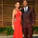 Michael Strahan and Nicole Mitchell - 395 x 594