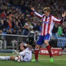 Club Atletico de Madrid v Real Madrid  January 7, 2015