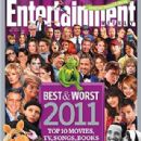 , S - Entertainment Weekly Magazine Cover [United States] (23 December 2011)