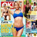 Lara Bingle - OK! Magazine Cover [Australia] (24 March 2016)