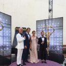 Angelique Boyer and Sebastián Rulli - TVyNovelas Awards 2016