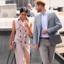 Meghan Markle and Prince Harry – Nelson Mandela Centenary Launch in London