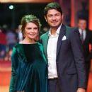 Pelin Karahan  & Bedri Güntas  : 53th Antalya Film Festival - 454 x 681