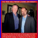 THE TRUE HOLLYWOOD LEGEND JON VOIGHT!  FATHER OF OSCAR WINNER ANGELINA JOLIE! - 454 x 488