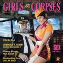 Sid Haig on the cover of Girls and Corpses