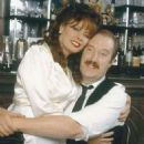 Gorden Kaye and Vicki Michelle  -  Wallpaper - 454 x 558