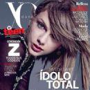 Taylor Swift Yo Dona Spain Magazine April 2015