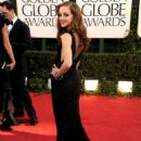 Jayma Mays - 68 Annual Golden Globe Awards held at The Beverly Hilton hotel on January 16, 2011 in Beverly Hills, California