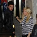 Jeremy Irvine and Ellie Goulding