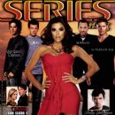 Cory Monteith, Ian Somerhalder, Eva Longoria, Hugh Laurie, Jensen Ackles - series mag Magazine Cover [France] (July 2011)