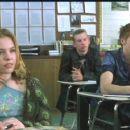 Left: Agnes Bruckner as Lisa Millis.