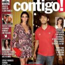 Kaká, Caroline Celico - Contigo! Magazine Cover [Brazil] (13 November 2014)