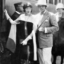 Rudolph Valentino and Natacha Rambova - 346 x 505