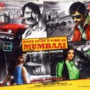 Once Upon a Time in Mumbai Poster n Pictures
