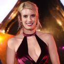 Actress Emma Roberts on stage at the MTV Fandom Awards San Diego at PETCO Park on July 21, 2016 in San Diego, California - 399 x 600