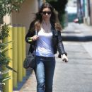 Jessica Biel out and about in Los Angeles (July 1)