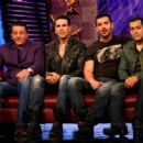 Akshay & John Promote Desi Boyz At Bigg Boss 5 With Salman Khan and Sanjay Dutt