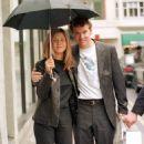 Jennifer Aniston In London Shopping 1997