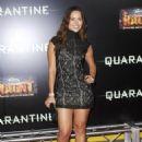 Zulay Henao - 'Quarantine' Premiere Held At The Knott's Scary Farm - Arrivals. Los Angeles, California - 09.09.2008