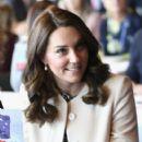 The Duke And Duchess of Cambridge Undertake Engagements Celebrating The Commonwealth - 406 x 600
