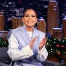 Jennifer Lopez – On 'The Tonight Show Starring Jimmy Fallon' in NYC