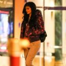 Kylie Jenner Leaving A Movie Theater In Calabasas