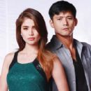 Anne Curtis and Robin Padilla