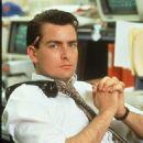 Wall Street - Charlie Sheen (1987) - 454 x 586