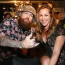 Fred Durst and Allison Hagendorf attends the Taste of sbe Grand Dinner at Skybar at Mondrian Los Angeles with Rolling Stone to benefit Make A Wish on October 20, 2018 in West Hollywood, California - 454 x 326