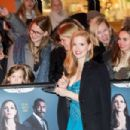 Jessica Chastain – 'Molly's Game' Premiere in Amsterdam