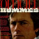 Alain Delon - L'Officiel Hommes Magazine Cover [France] (December 1978)