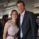 Glenn McGrath and Sara Leonardi