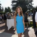 Actress Eva La Rue attended the 8th Annual George Lopez Celebrity Golf Classic presented by Sabra Salsa to benefit The George Lopez Foundation on Monday, May 4th at the Lakeside Golf Club on May 4, 2015 in Toluca Lake, California - 402 x 600