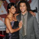 Corbin Bleu and Monique Coleman - 442 x 594