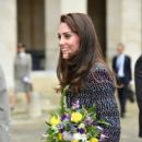 The Duke and Duchess of Cambridge Visit Paris: Day Two - 404 x 600